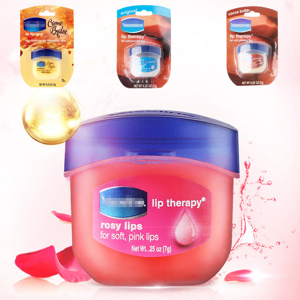 1piece Pure Petroleum Jelly Anti Dry&Chapped Lip Balm