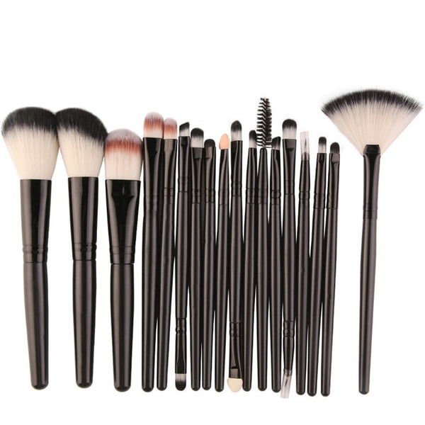 MAANGE 18/15/7/Pcs Makeup Brushes Set