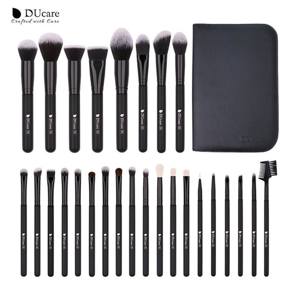 DUcare 27PCS Makeup Brushes Set
