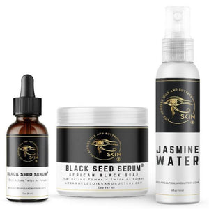 3 Piece Black Seed Serum Kit