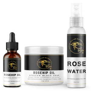 3 Piece Rosehip Kit