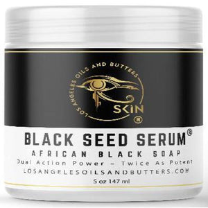 Black Seed Serum® African Black Soap - Eczema Relief