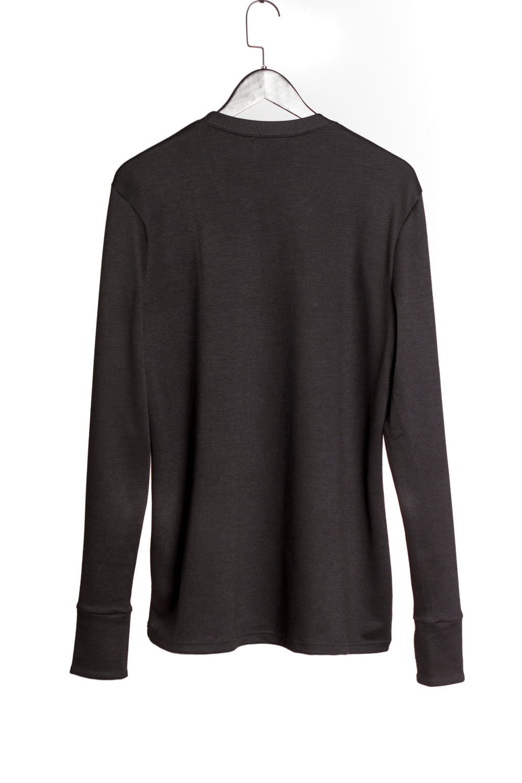LONG SLEEVE ELONGATED TEE