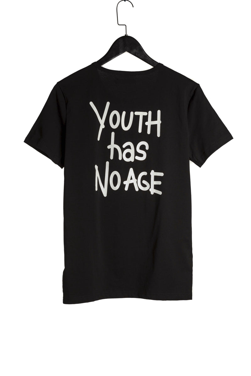 THE X TEE, YOUTH HAS NO AGE