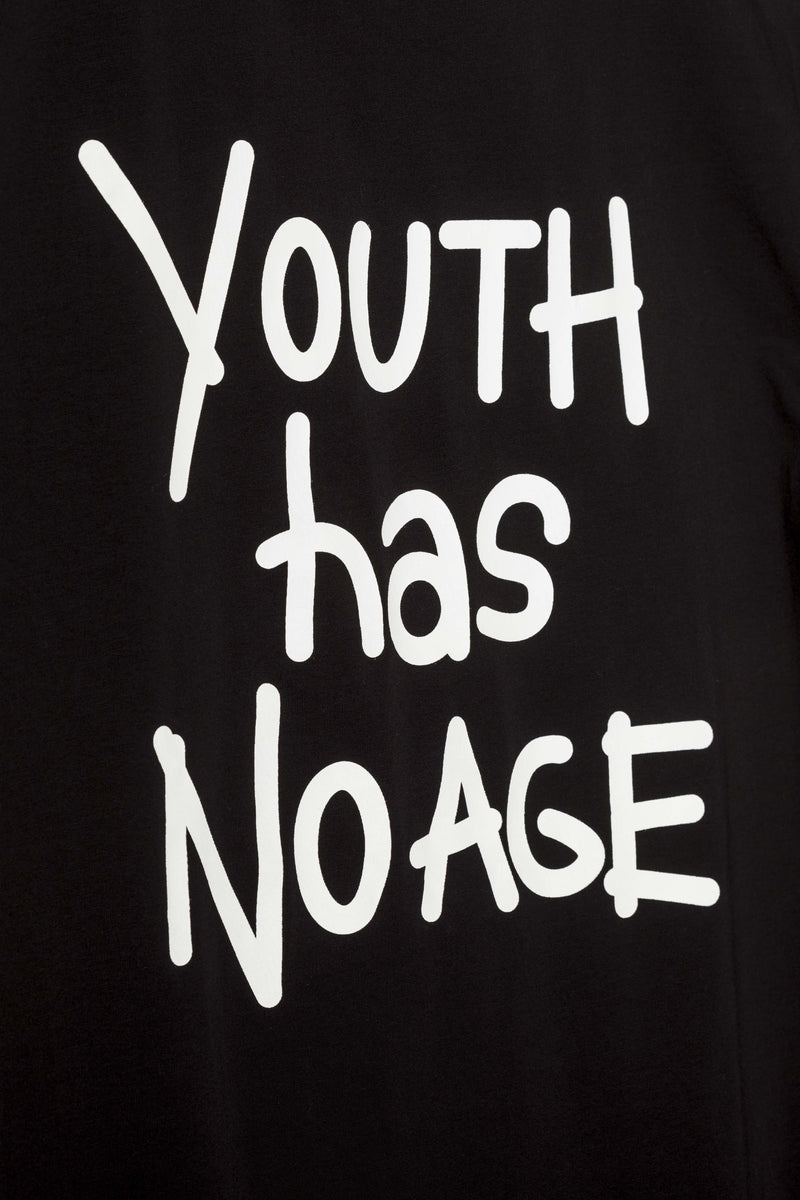 THE X TEE, YOUTH HAS NO AGE. Col 2