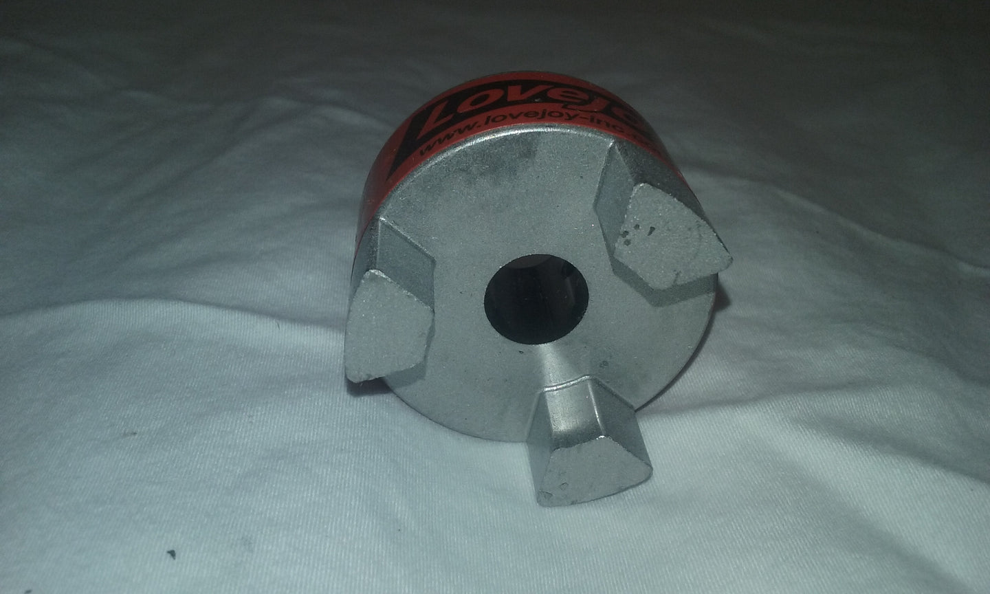 L075 series Lovejoy shaft coupler components
