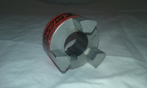 L095 series Lovejoy jaw type shaft couplers