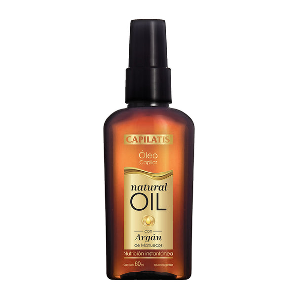 Óleo Capilar Natural Oil con Argán de Marruecos (3727873114172)