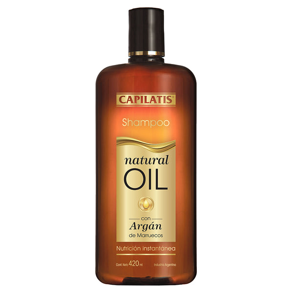 Shampoo Natural Oil con Argán de Marruecos (2546667388988)