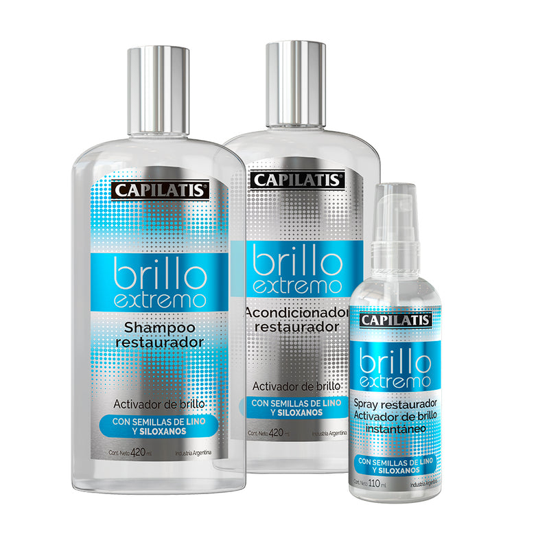 Set Brillo Extremo Activador (3863657513020)