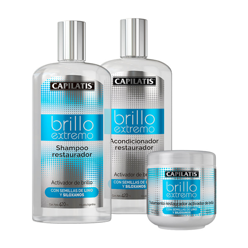 Set Brillo Extremo Restaurador (3863656366140)