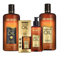 Set Natural Oil (3863265837116)