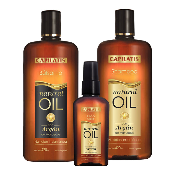 Set Natural Oil Óleo (3863674486844)