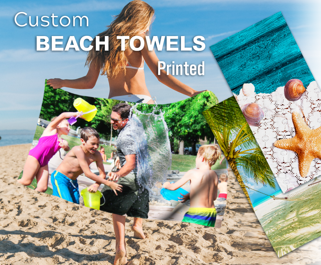"Premium Beach Towel - 30""x60"""