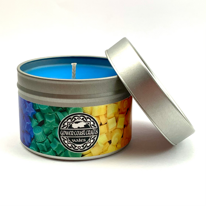 VapoRub Handpoured Highly Scented Candle Tin