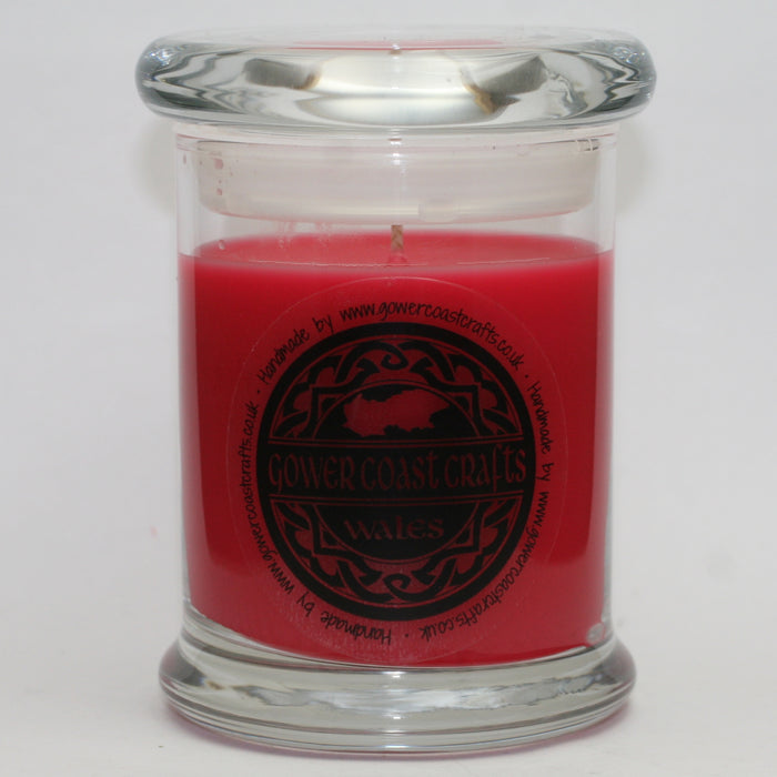 Guchi Rush Handpoured Highly Scented Medium Candle Jar