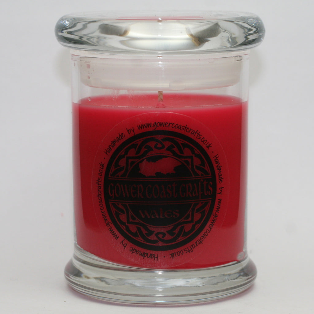 Unstoppable Spring Type Handpoured Highly Scented Medium Candle Jar