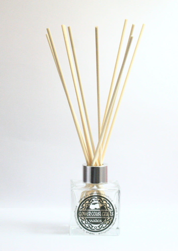 Lemongrass & Ginger 100ml Reed Diffuser