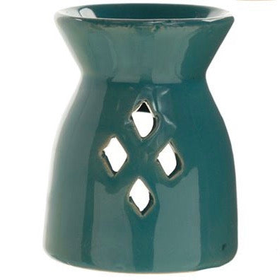 Blue Diamond Wax Warmer/Burner with a pack of 10 FREE Scented Melts