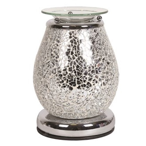 Jupiter Touch Mosaic Electric Wax Warmer/Burner with a pack of 10 FREE Scented Melts (3139)