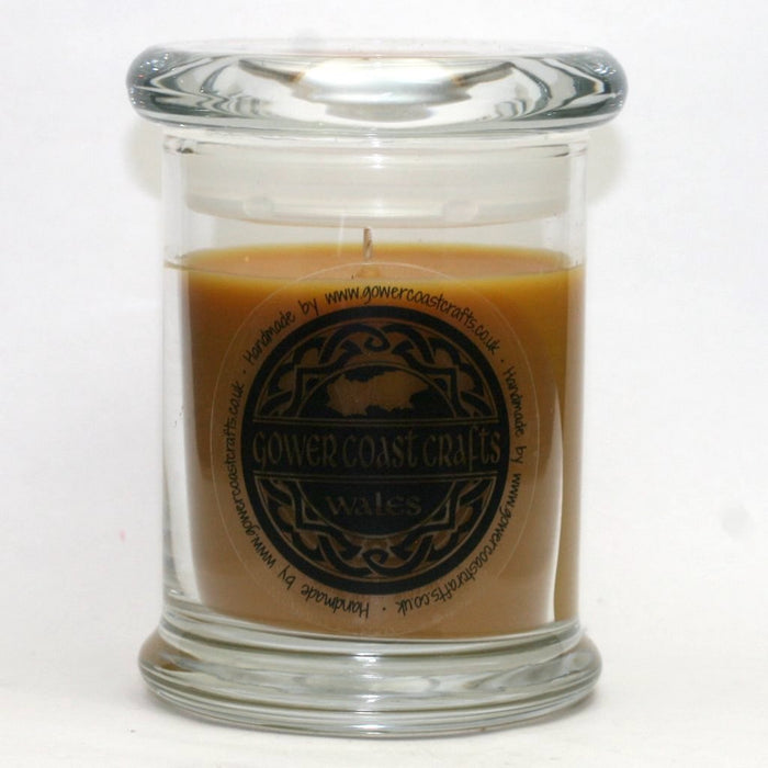 Thyme & Cedarwood Handpoured Highly Scented Medium Candle Jar
