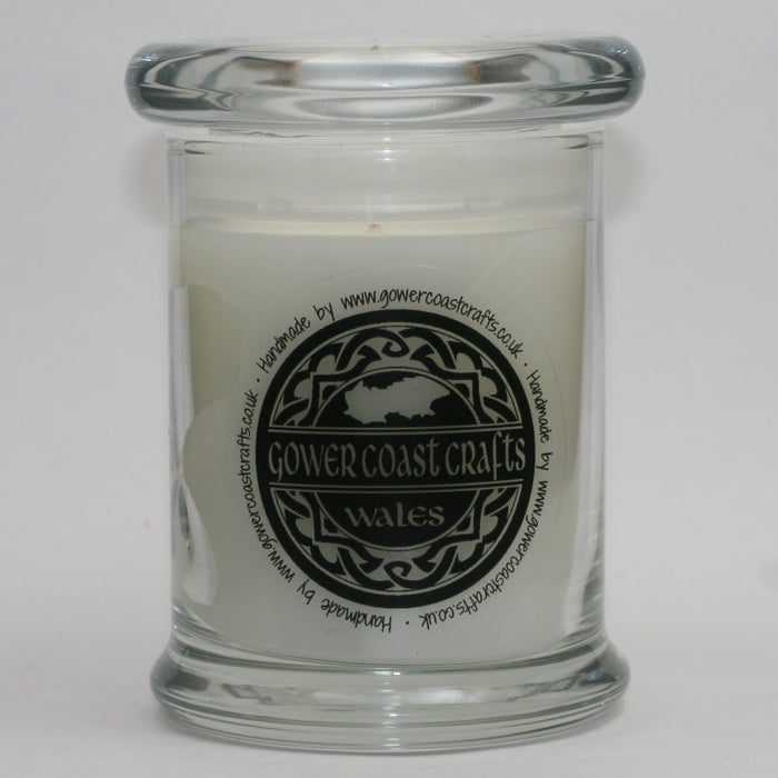Coconut Island Handpoured Highly Scented Medium Candle Jar
