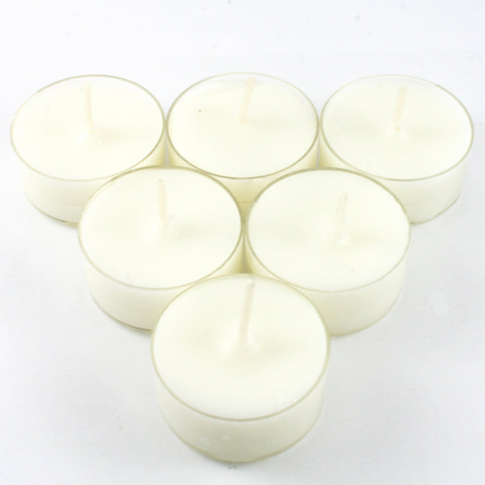 Invictorious Handpoured Highly Scented Tea Light Candles Tealights pack of 6