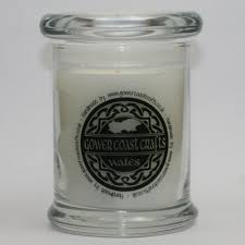 Snow Fairy Handpoured Highly Scented Medium Candle Jar