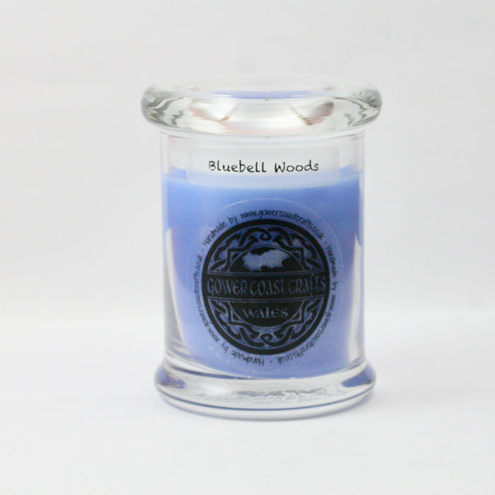 Zoflo Bluebell Woods Handpoured Highly Scented Medium Candle Jar