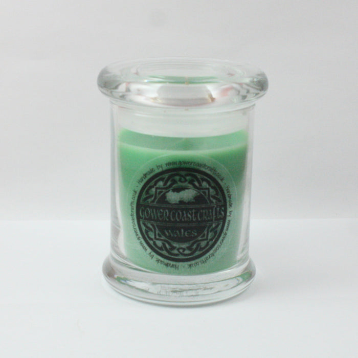 Zoflo Country Garden Handpoured Highly Scented Medium Candle Jar
