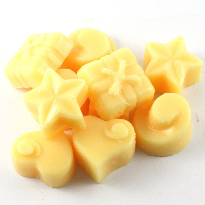 Lemongrass & Ginger Handpoured Highly Scented Wax Melts / Tarts - 10 x 5g