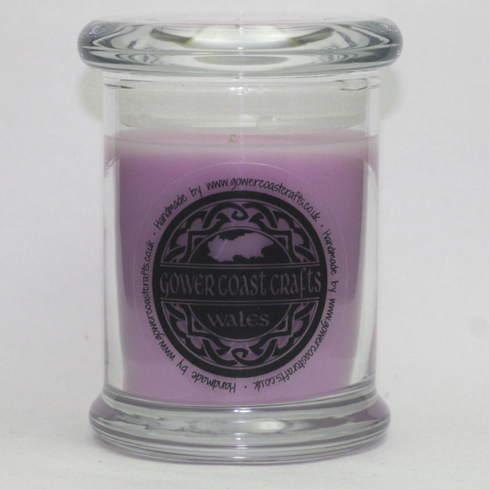 Unicorn Handpoured Highly Scented Medium Candle Jar