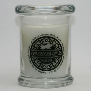 Lime Basil & Mandarin Handpoured Highly Scented Medium Candle Jar