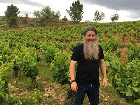 Bierzo and the Wizard of Mencia – Raul Perez