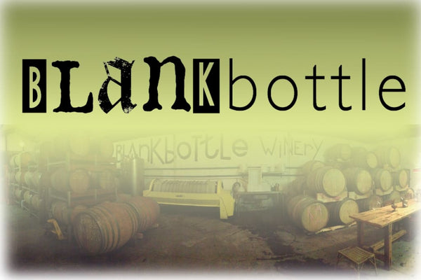 BLANKbottle – Good Wine Real People Great Stories