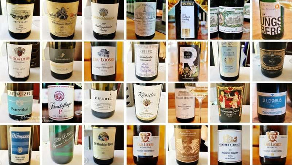Celebrating 31 Days of German Riesling