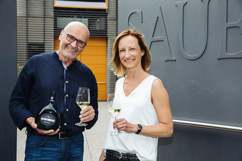 Horst Sauer and daughter Sandra | The Good Wine Shop
