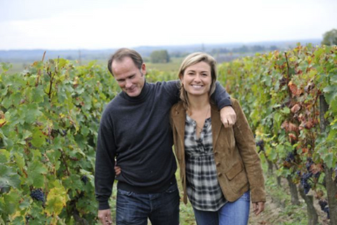 Catherine & Pierre Breton from Chinon - Loire Valley
