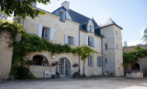 Chateau Yvonne in Saumur, Loire Valley