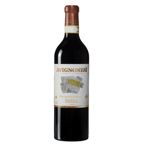 Avignonesi, Pogetto di Sopra, Vino Nobile di Montepulciano 2016 The Good Wine Shop