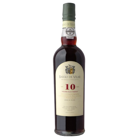 Barao de Vilar 10 year old Tawny Port (50cl)