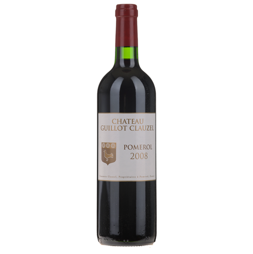Guillot Clauzel, Pomerol 2008 The Good WIne Shop