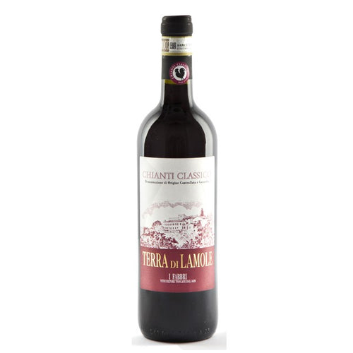 I Fabbri, Terre di Lamole, Chianti Classico 2017 The Good Wine Shop