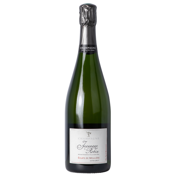 Jeaunaux Robin, Champagne Eclats de Meuliere Extra Brut NV The Good Wine Shop