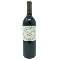 Notary Public Cabernet Sauvignon The Good Wine Shop