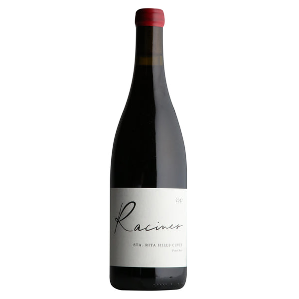 Racines Pinot Noir, Santa Rita Hills 2017 The Good Wine Shop