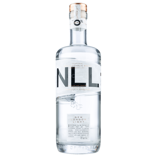 Salcombe Gin, New London Light, 0% ABV The Good Wine Shop