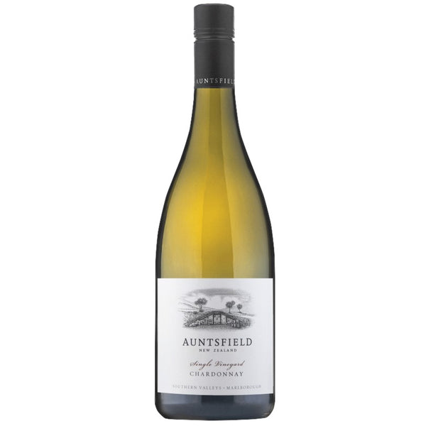 Auntsfield Estate, Estate Chardonnay 2018