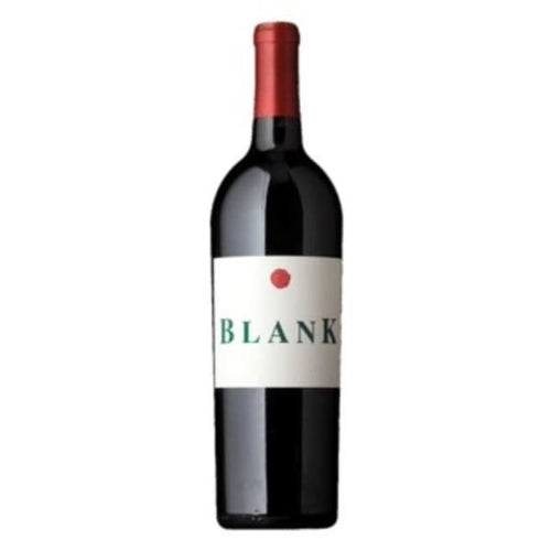 BLANK Bottle Toolbag Cabernet Sauvignon 2015 - Wine