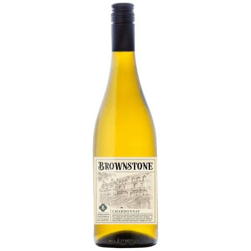 Brownstone Winery Chardonnay Napa Valley 2018 - Wine